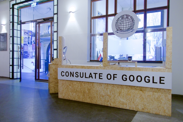 consulate of google