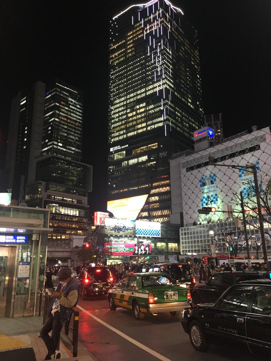 shibuya station 2